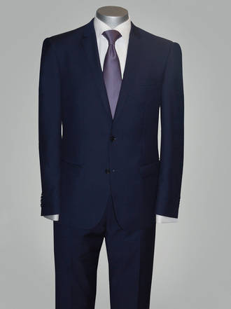 Blue George Slim fit Suit