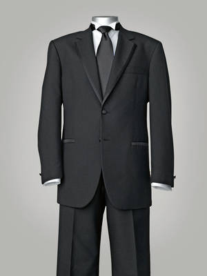 Boston Suit - Black tie / Formal